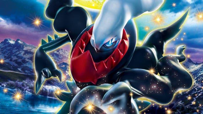 The Pokémon Company registra la marca Dark Phantasma como posible expansión del JCC protagonizada por Darkrai