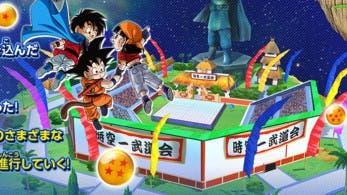 Nuevo escaneo de 'Dragon Ball: Fusions' en V-Jump