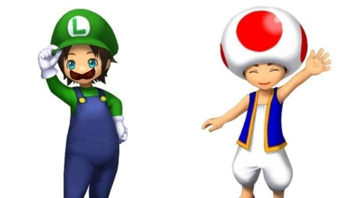Primeras imágenes de los trajes de Luigi y Toad para 'Story of Seasons: Good Friends of Three Villages'