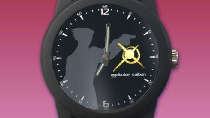 Capcom obsequiará con este espectacular reloj a los ganadores de su último concurso