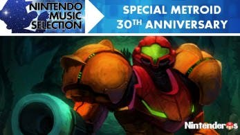 [Vol.2] Nintendo Music Selection: Special Metroid 30th Anniversary