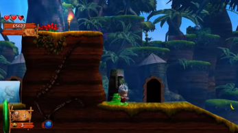 Sale a la luz un gameplay del cancelado 'Bonk: Brink of Extinction'