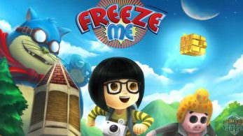El parche de 'FreezeME', también disponible en Norteamérica