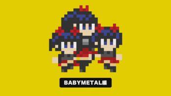 Echa un vistazo al gameplay de Babymetal en 'Super Mario Maker'