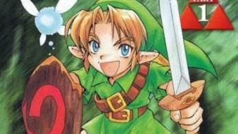 VIZ Media anuncia un manga de 'The Legend of Zelda' para este año