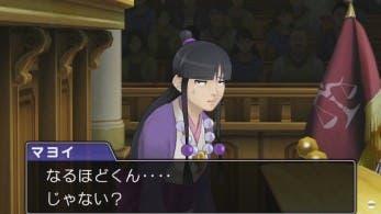 Observa el nuevo comercial japonés de 'Ace Attorney 6'