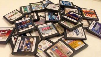 [Rumor] Nintendo ha cesado la producción de cartuchos de DS en todo el mundo