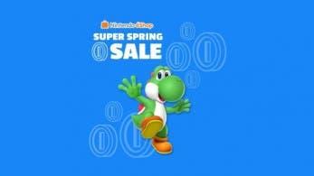 La Super Spring Sale llega a la eShop americana con interesantes descuentos