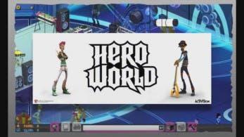 Así lucía el cancelado juego MMO de 'Guitar Hero'