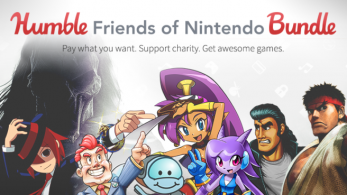 El Humble Friends of Nintendo Bundle supera las 60.000 ventas en menos de 24 horas