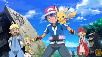 El tema principal de 'Pokémon the Movie XY & Z' se compartirá la próxima semana