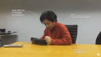 El director de 'La-Mulana' se anima también a mostrar su nivel de 'Super Mario Maker'