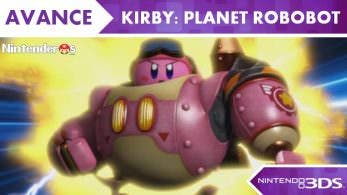 [Avance] 'Kirby: Planet Robobot'
