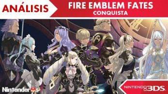 [Análisis] 'Fire Emblem Fates: Conquista'