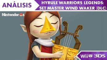 [Análisis] 'Hyrule Warriors Legends – Set Master Wind Waker' (DLC)