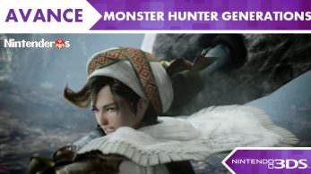 [Avance] 'Monster Hunter Generations'