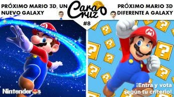 Cara o Cruz #8: ¿Debe Nintendo apostar por 'Super Mario Galaxy' como próximo título de sobremesa de la serie?