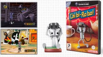Hoy hace 10 años que Chibi-Robo de GameCube llegó a Europa
