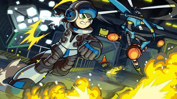 Mighty No. 9 Mighty Nº 9