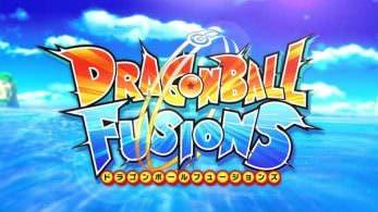 Gameplays de la nueva actualización de 'Dragon Ball Fusions'