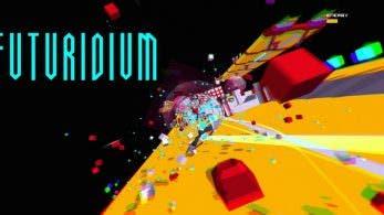'Futuridium EP Deluxe', a la venta en la eShop europea de Wii U
