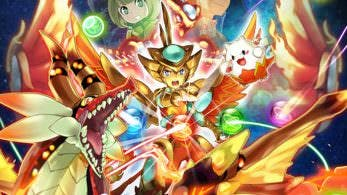 Nuevo gameplay de 'Puzzle & Dragons X'