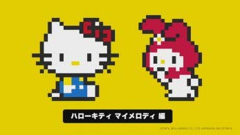 [Act.] Hello Kitty y My Melody llegan a 'Super Mario Maker'