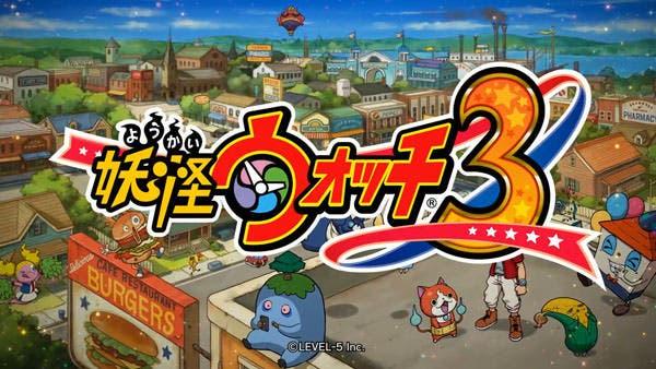 Echa un vistazo a estos dos nuevos comerciales de 'Yo-kai Watch 3'