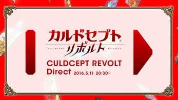 Vídeo del Direct japonés de 'Culdcept Revolt'