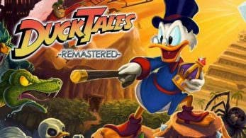 Capcom relanza DuckTales Remastered en Wii U