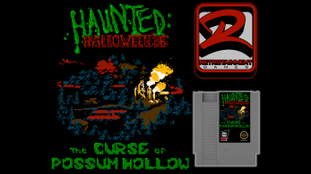 'Haunted Halloween '86: The Curse of Possum Hollow' llegará a NES y Wii U