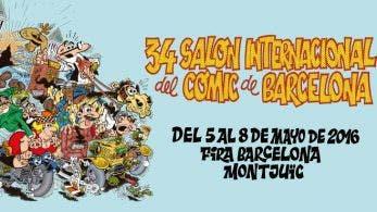 Llega esta semana el 34 Salón del Cómic de Barcelona