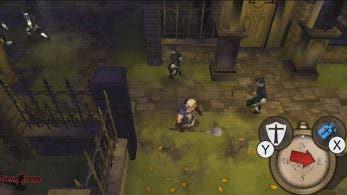 Faustian Games anuncia 'Nevermoor' para Wii U