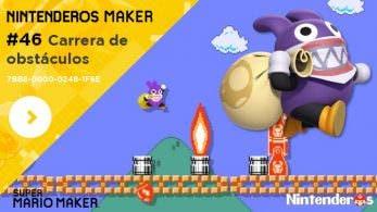 Nintenderos Maker #46: Carrera de obstáculos