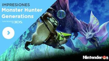[Impresiones] 'Monster Hunter Generations'