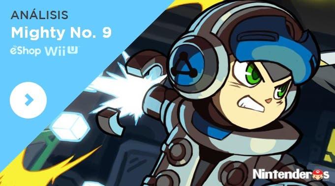 [Análisis] 'Mighty No. 9' (eShop Wii U)
