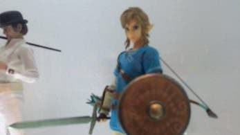 Medicom nos muestra su figura de Link en 'Zelda: Breath of the Wild'