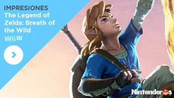 [Impresiones] 'The Legend of Zelda: Breath of the Wild'