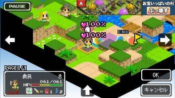 'Ambition of the Slimes' se lanzará en la eShop de 3DS de Europa y América esta semana