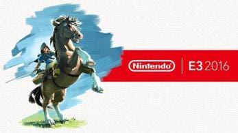 Ya disponible la comunidad Nintendo@E3 2016 en Miiverse