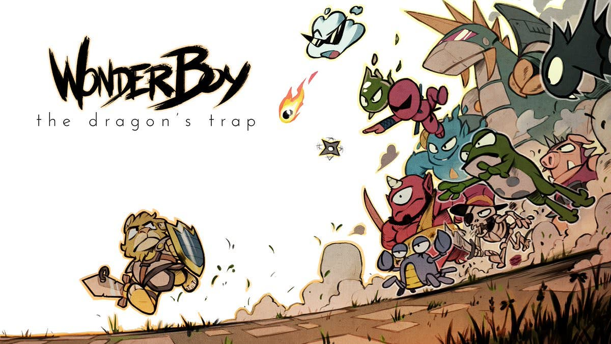 [Act.] 'Wonder Boy: The Dragon's Trap' y 'Pirate Pop Plus' ya están de camino a la eShop