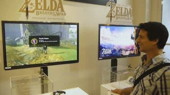 Nuevos gameplays de 'Zelda: Breath of the Wild' muestran rupias y una catapulta
