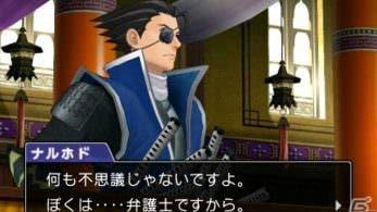 Nuevas imágenes del diseño de los personajes en el DLC de 'Ace Attorney: Spirit of Justice'