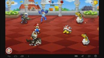 'Pocket All-Stars Smash Bros.' es la copia china para móviles de 'Smash Bros.'