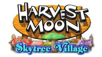 Amazon muestra la caratula oficial de 'Harvest Moon: Skytree Village'