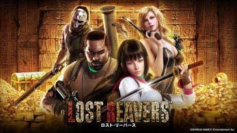 Bandai Namco anuncia el cese del servicio de Lost Reavers en Wii U