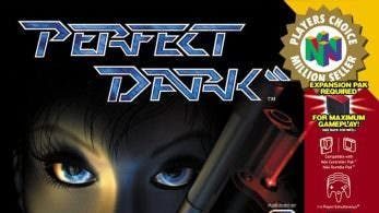 Se muestra un vídeo de las secuelas inéditas de 'Perfect Dark'