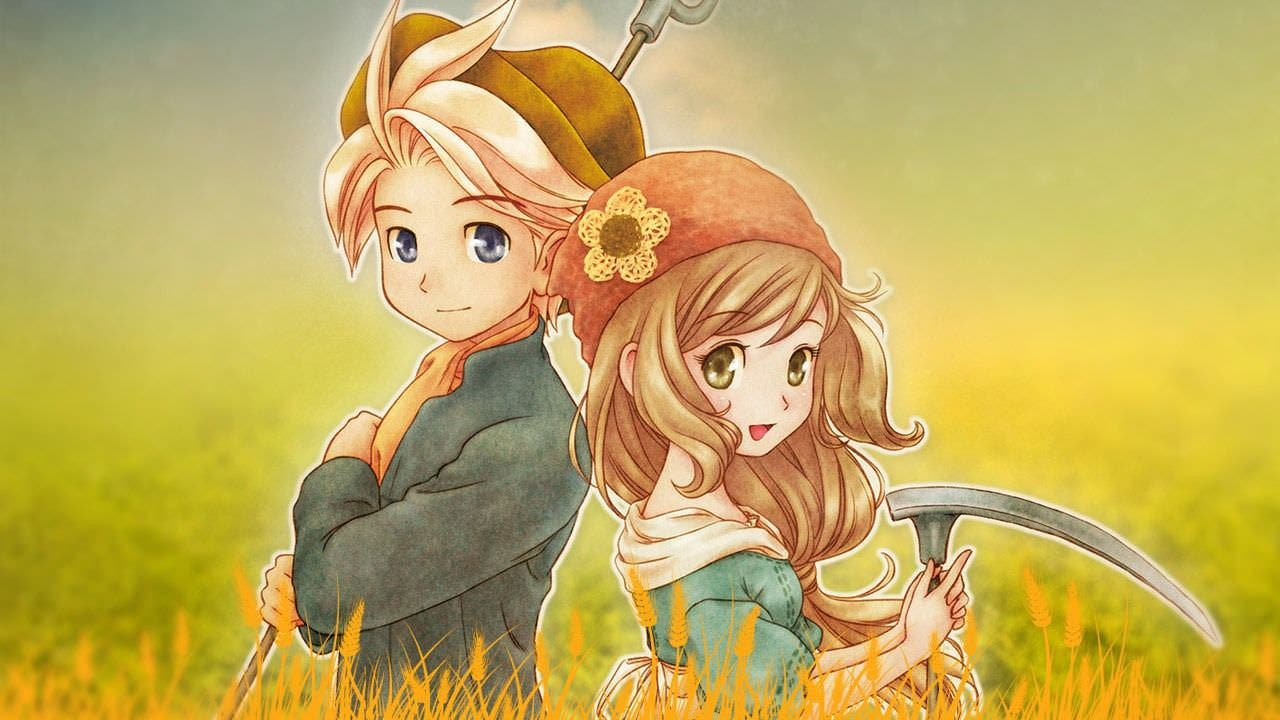 XSEED podría haber insinuado la localización de 'Story of Seasons: Good Friends of Three Villages'