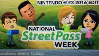 Nintendo anuncia un StreetPass nacional pre-E3 para Norteamérica