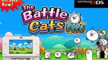 'The Battle Cats POP!' es retirado de la eShop europea